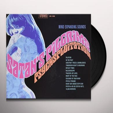 Satan'S Pilgrims PSYCHSPLOITATION Vinyl Record