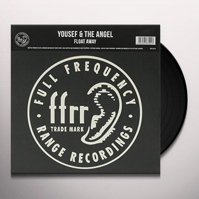 Yousef & The Angel FLOAT AWAY Vinyl Record - UK Import