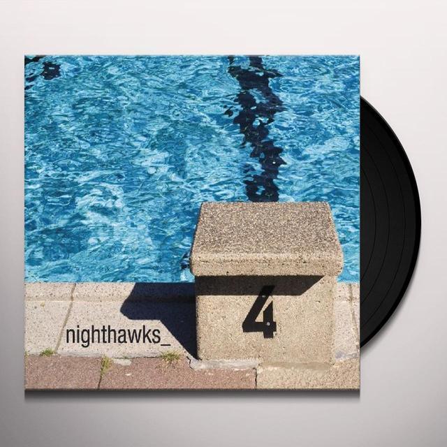 NIGHTHAWKS 4 Vinyl Record