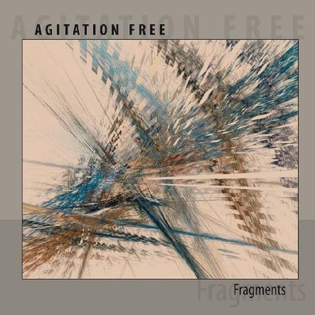 Agitation Free FRAGMENTS Vinyl Record