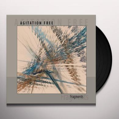 Agitation Free FRAGMENTS Vinyl Record