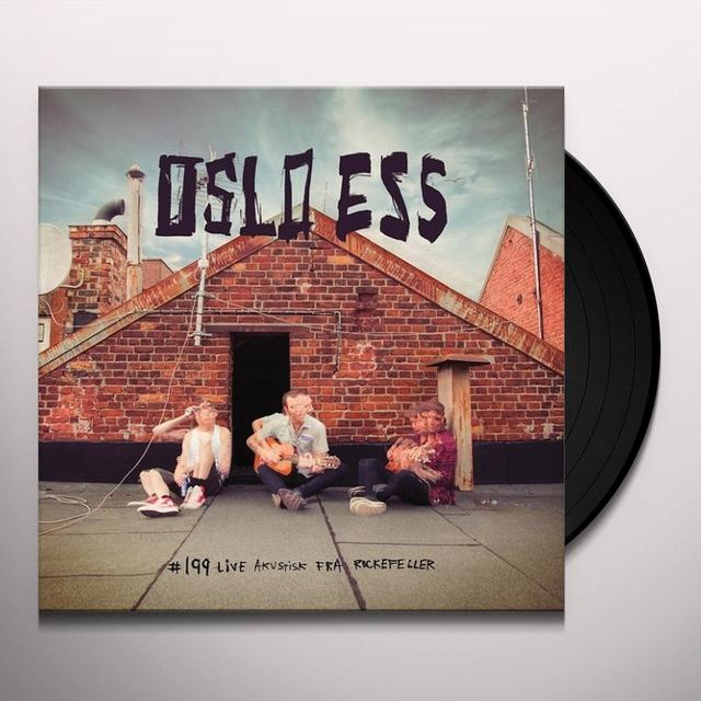 Oslo Ess 199 LIVE AKUSTISK Vinyl Record