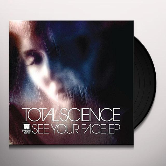 Total Science SEE YOUR FACE Vinyl Record