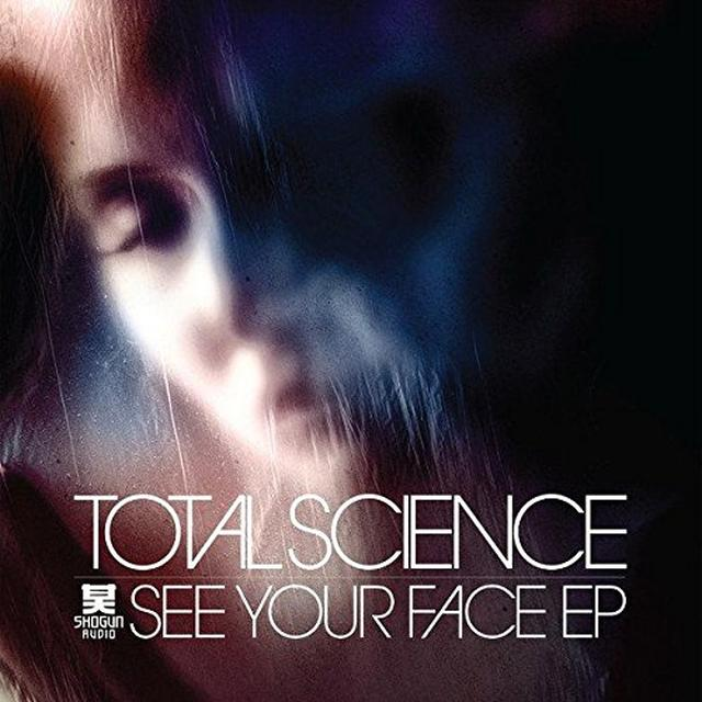 Total Science SEE YOUR FACE (EP) Vinyl Record