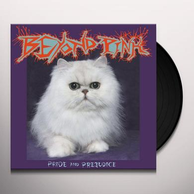 Beyond Pink PRIDE & PREJUDICE Vinyl Record