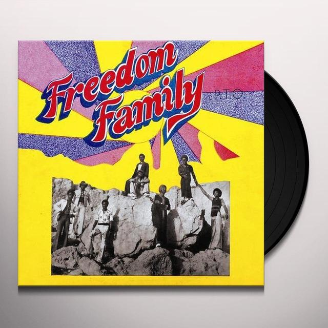 Freedom Family AYENTSOO Vinyl Record