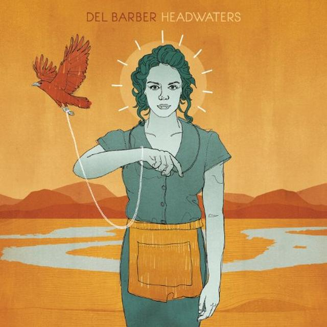 Del Barber HEADWATERS Vinyl Record