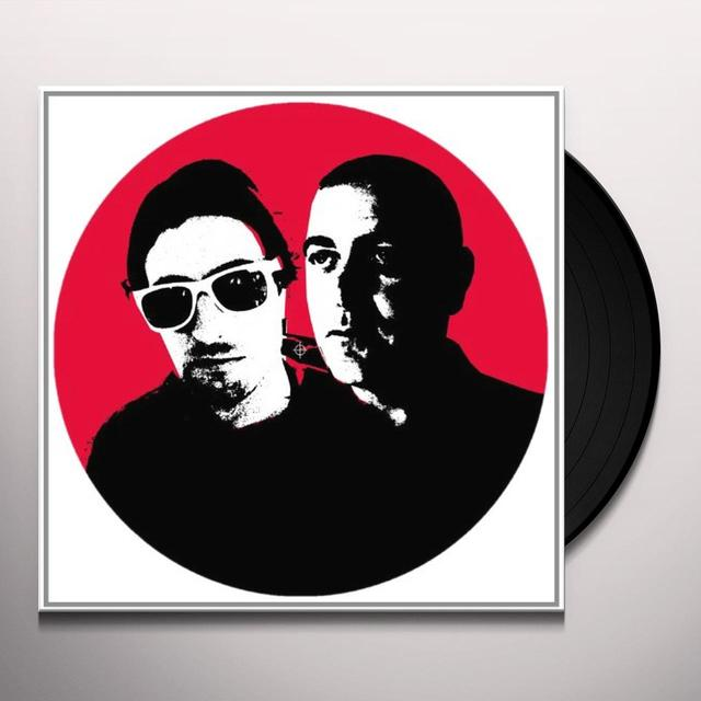 Mock & Toof REMIXED 1 Vinyl Record