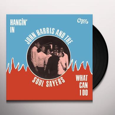 John Harris HANGIN IN Vinyl Record