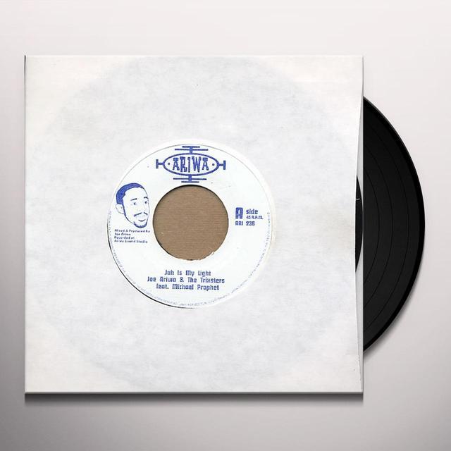 Joe Ariwa JAH IS MY LIGHT Vinyl Record