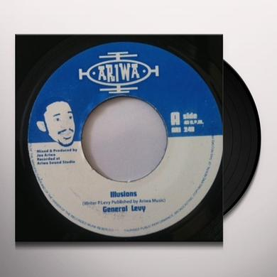General Levy ILLUSIONS Vinyl Record