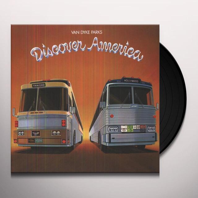 Van Dyke Parks DISCOVER AMERICA (GER) Vinyl Record