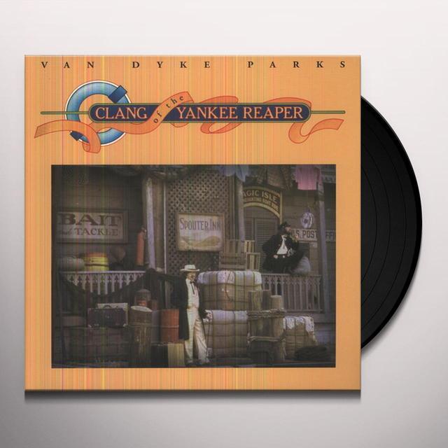 Van Dyke Parks CLANG OF THE YANKEE REAPER Vinyl Record