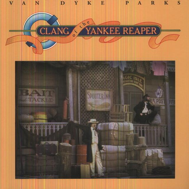 Van Dyke Parks CLANG OF THE YANKEE REAPER (GER) Vinyl Record