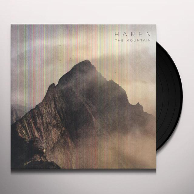 Haken MOUNTAIN Vinyl Record