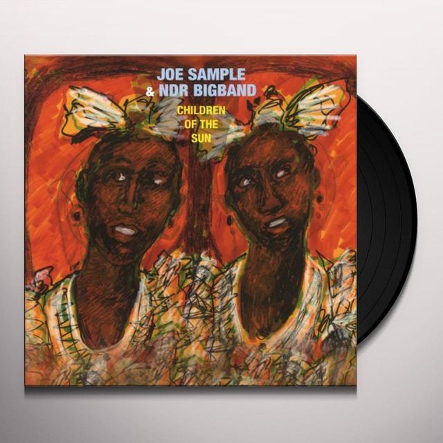 Joe Sample & Ndr Big Band CHILDREN OF THE SUN Vinyl Record