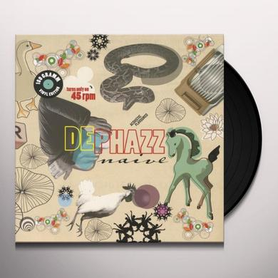 De-Phazz NAIVE Vinyl Record