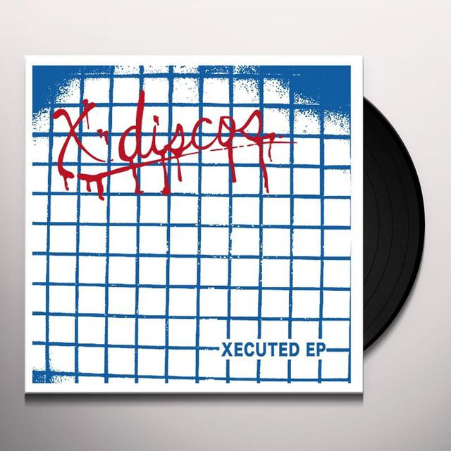 X-Discos XECUTED Vinyl Record