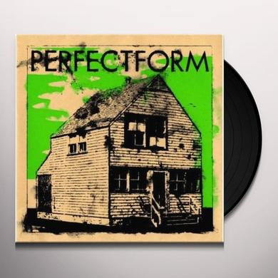 Perfectform GET TIED DOWN Vinyl Record