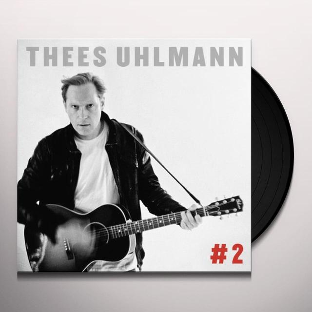 Thees Uhlmann NO 2 Vinyl Record - Limited Edition