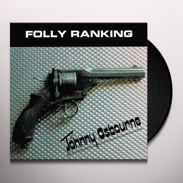 Johnny Osbourne FALLY RANKING Vinyl Record