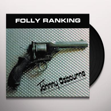 Johnny Osbourne FALLY RANKING Vinyl Record