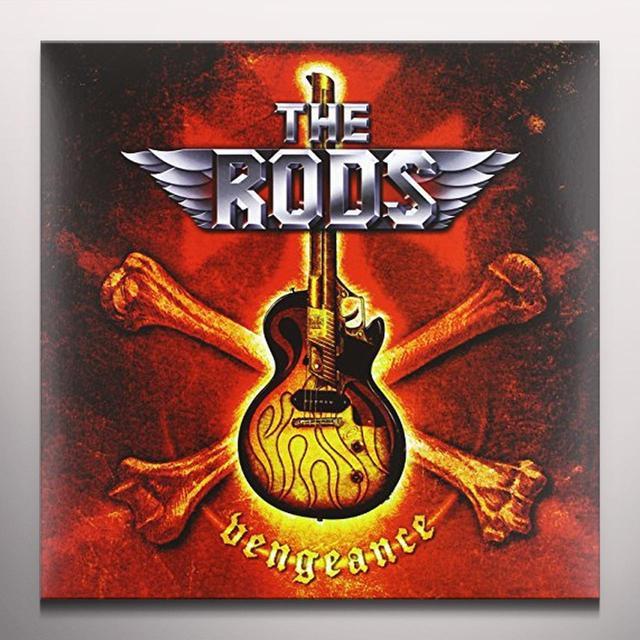 Rods VENGEANCE (COLV) (Vinyl)