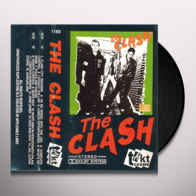 CLASH Vinyl Record - 180 Gram Pressing