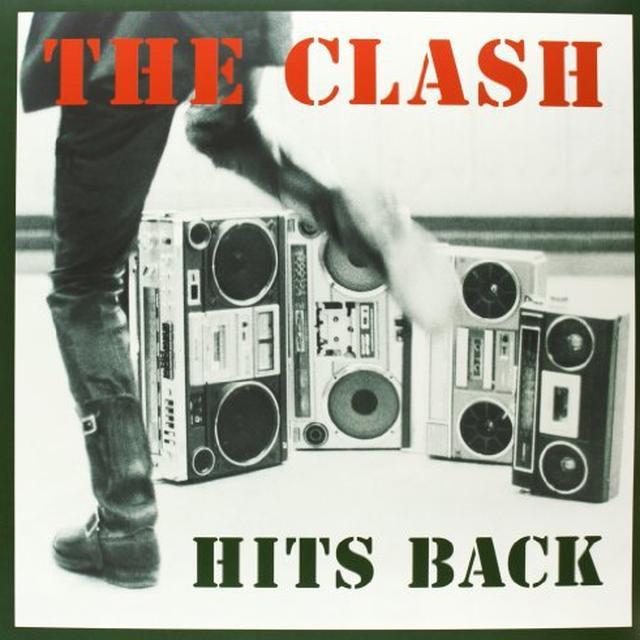 The Clash HITS BACK Vinyl Record