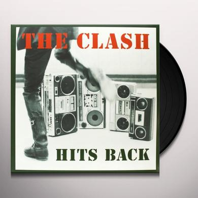 The Clash HITS BACK Vinyl Record - 180 Gram Pressing