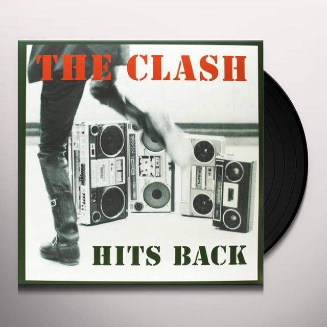 The Clash HITS BACK Vinyl Record