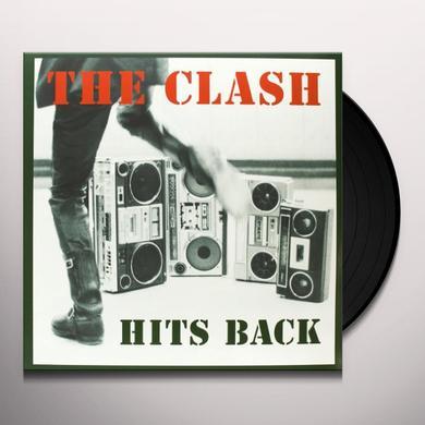 The Clash HITS BACK Vinyl Record - 180 Gram Pressing
