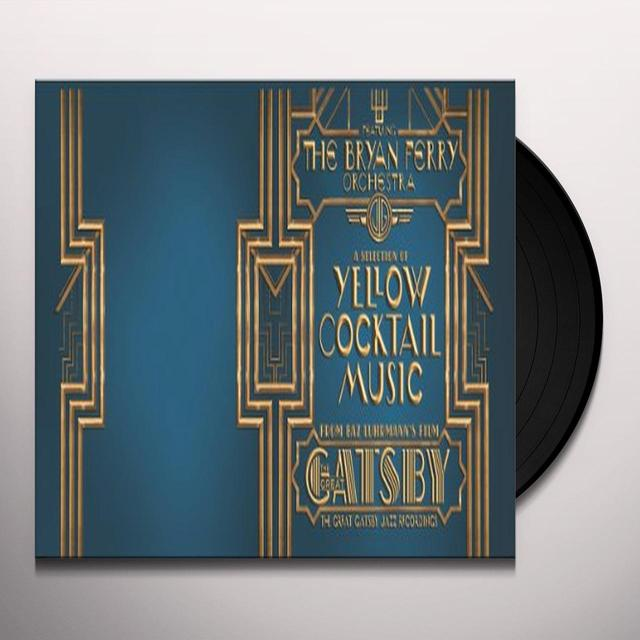 Bryan Orchestra Ferry GREAT GATSBY Vinyl Record - Canada Import