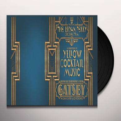 Bryan Orchestra Ferry GREAT GATSBY Vinyl Record - Canada Release