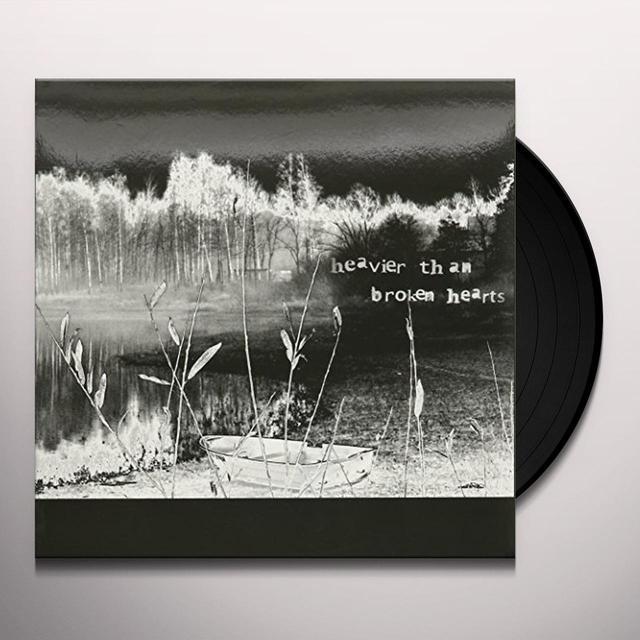 HEAVIER THAN BROKEN HEARTS Vinyl Record - Holland Import