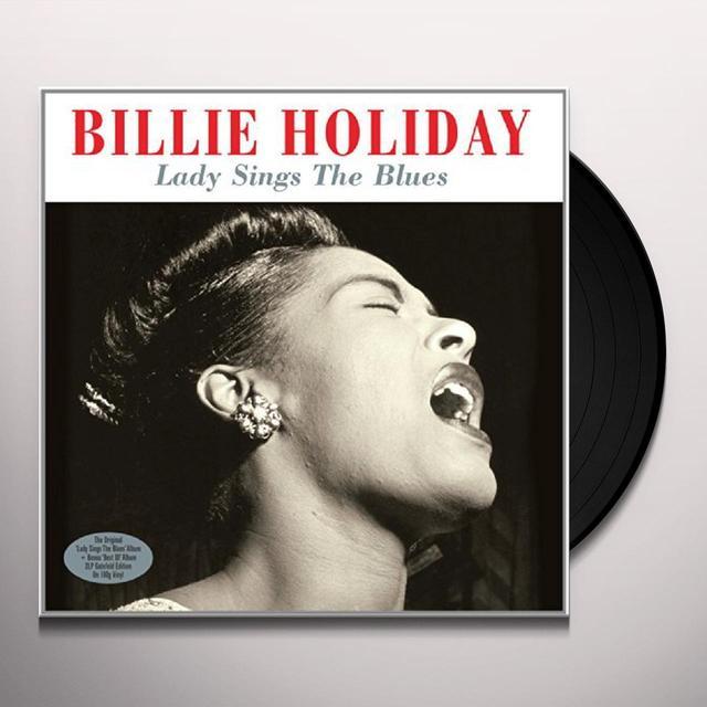 Billie Holiday LADY SINGS THE BLUES Vinyl Record - 180 Gram Pressing