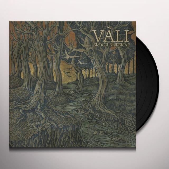 Vali SKOGSLANDSKAP Vinyl Record - 180 Gram Pressing