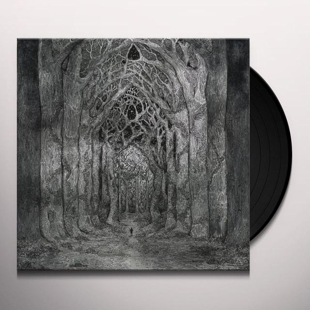 Nhor WITHIN THE DARKNESS BETWEEN THE STARLIGHT Vinyl Record