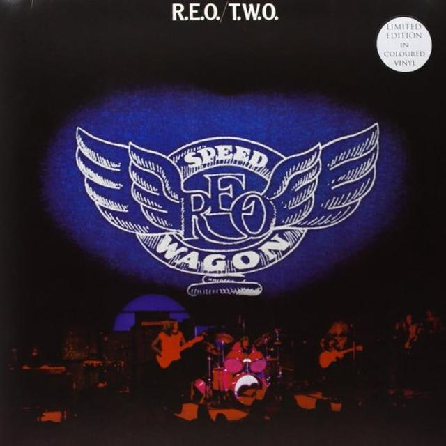 Reo Speedwagon T.W.O. Vinyl Record