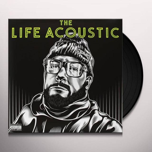 Everlast LIFE ACOUSTIC (BONUS CD) Vinyl Record
