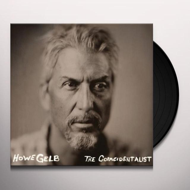 Howe Gelb COINCIDENTALIST Vinyl Record