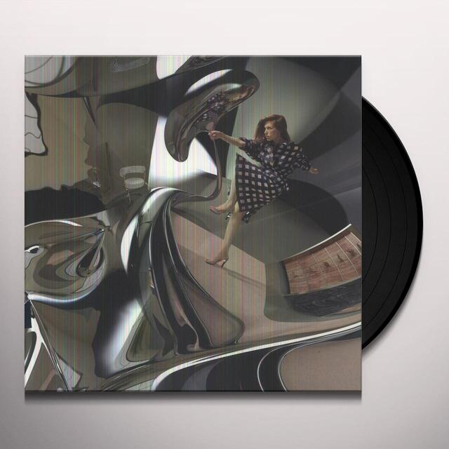 Glasser INTERIORS Vinyl Record