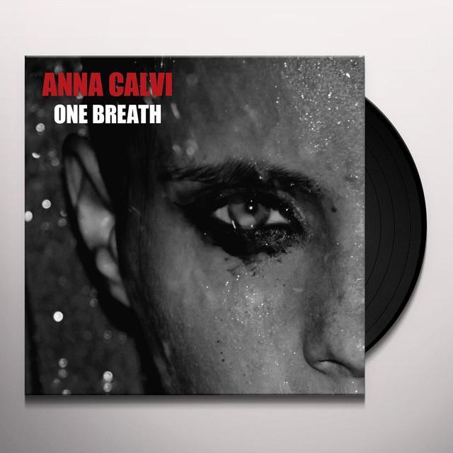 Anna Calvi ONE BREATH Vinyl Record