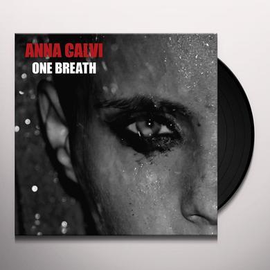 Anna Calvi ONE BREATH Vinyl Record - 180 Gram Pressing, Digital Download Included