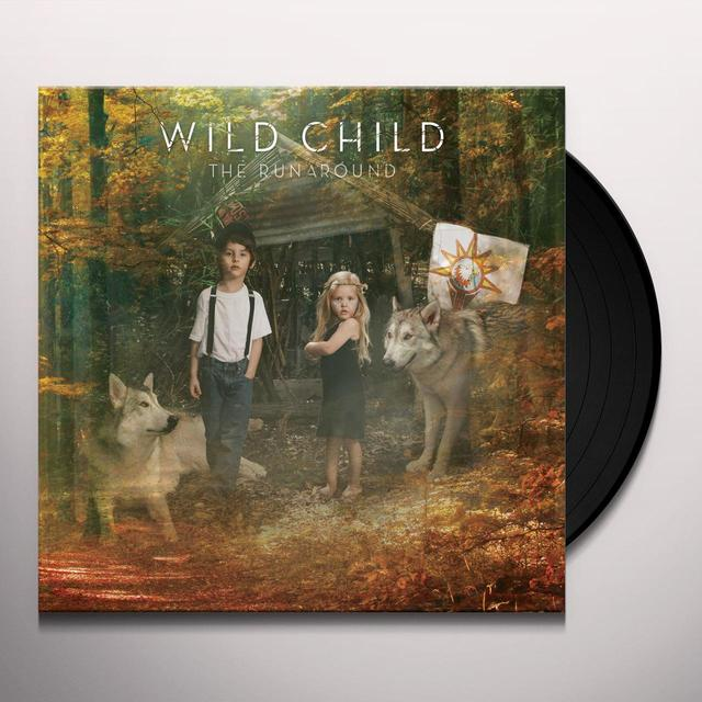 Wild Child RUNAROUND Vinyl Record - w/CD