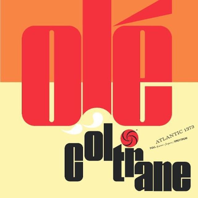 John Coltrane OLE COLTRANE Vinyl Record - 180 Gram Pressing