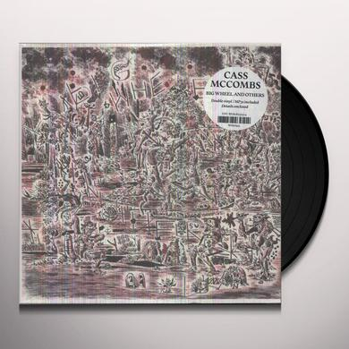 Cass Mccombs BIG WHEEL & OTHERS Vinyl Record - Digital Download Included