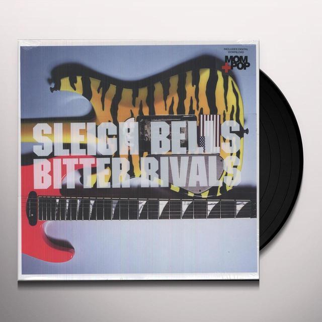 Sleigh Bells BITTER RIVALS Vinyl Record