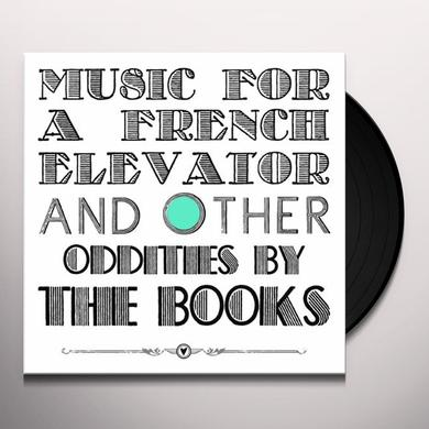 Books MUSIC FOR A FRENCH ELEVATOR & OTHER ODDITIES Vinyl Record