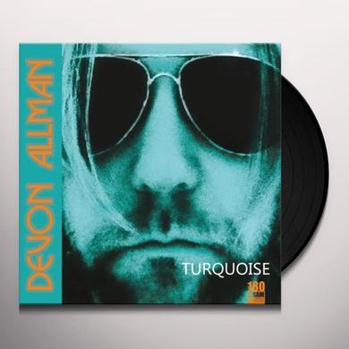 Devon Allman TURQUOISE Vinyl Record
